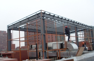 天津钢结构厂房制作 钢结构厂房拆除