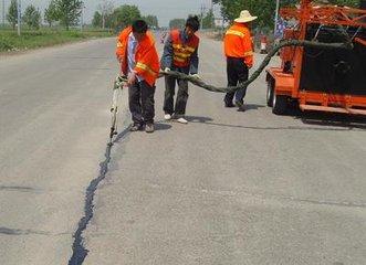 江苏优质路面灌封胶路面裂缝修复千万里都不怕