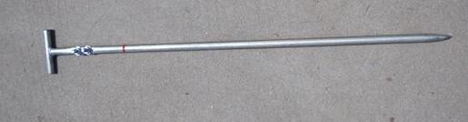 接地钉,短路接地线专用接地钉/镀锌钢钎80cm镀锌钢钎