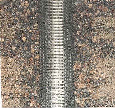 石油防砂套管 石油过滤管 不锈钢滤油管 石油防砂管