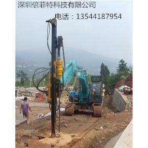 深圳厂家供应优质专业钻采设备的液压潜孔钻机