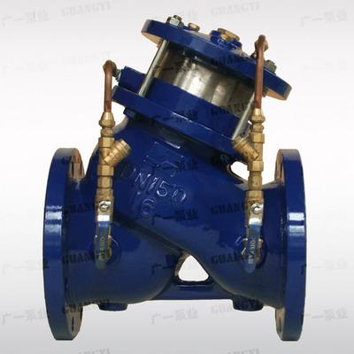 广一GYDS101活塞式多功能水泵控制阀