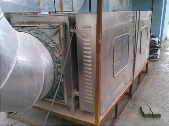 东莞合成树脂厂废气采用什么废气处理设备进行有效净化呢