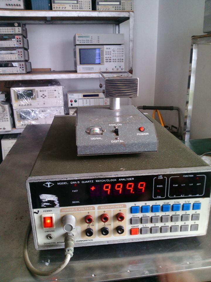 宏鑫出售QWA-5*QWA-5石英钟表测试仪