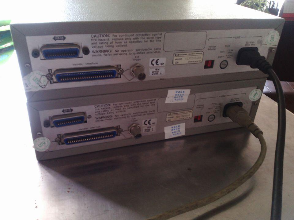 宏鑫电子*Agilent4395A阻抗分析仪*139292607