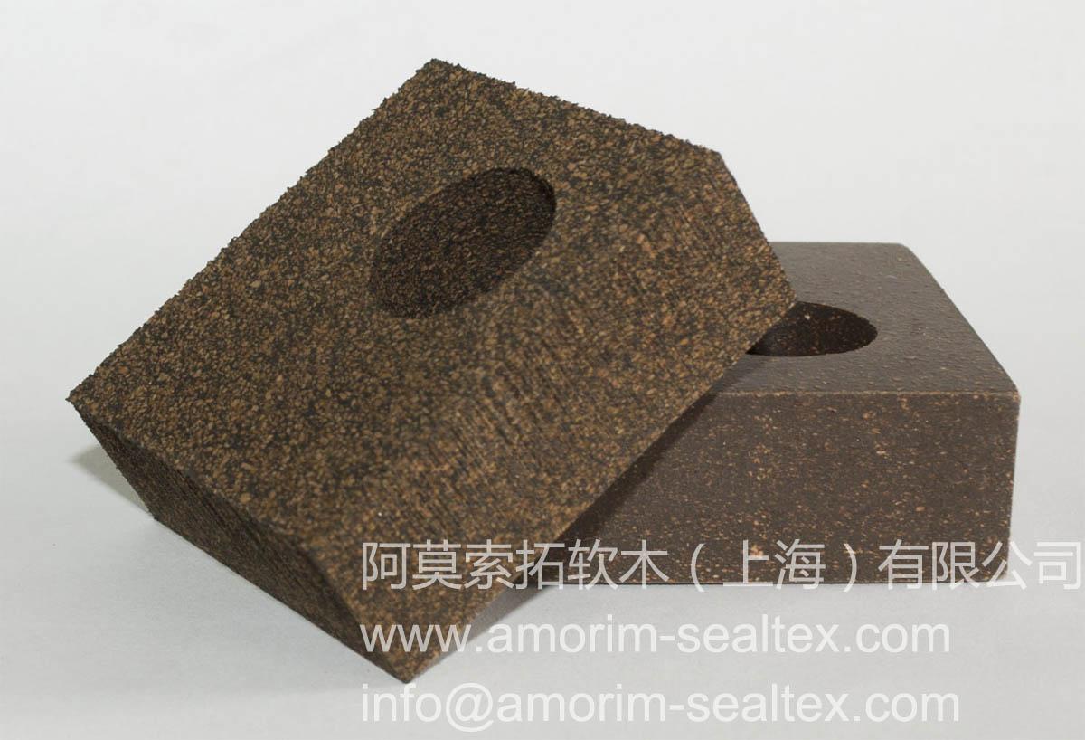 减震降噪软木垫