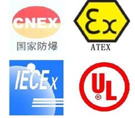 防爆电气ATEX认证欧洲atex认证机构LED工矿灯防爆认证