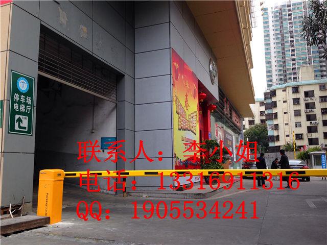 宁夏停车场道闸安装厂家选宁夏蓝西特小区停车场道闸安装