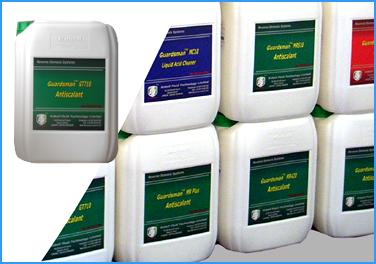 GT710英国格士曼反渗透膜专用阻垢剂