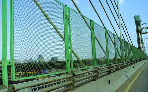 创翔桥梁护栏网,桥梁防护网,桥梁防抛网