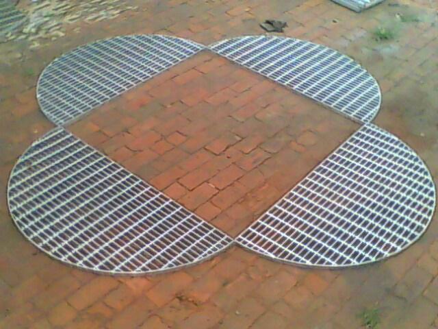 武汉网格板 格栅板 钢格栅 钢格板 水沟盖板 踏步板 雨水篦子