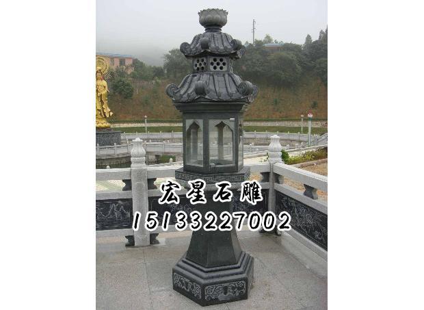 石灯价格-园林雕塑价格-曲阳宏星雕塑艺术厂