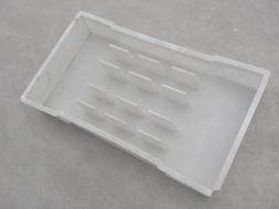 水渠沟盖板塑料模具