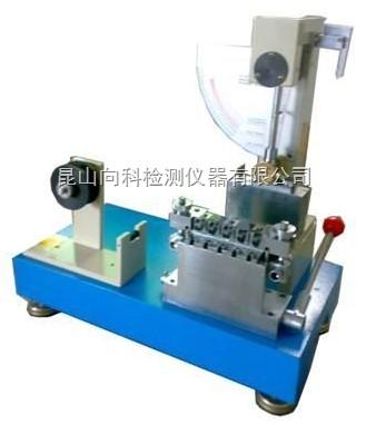 纸板层间剥离强度试验机