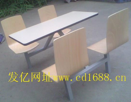 曲木快餐桌椅尺寸