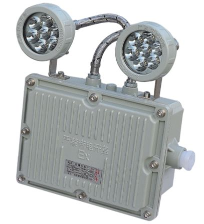 BAJ52双头防爆应急灯 消防防爆应急灯
