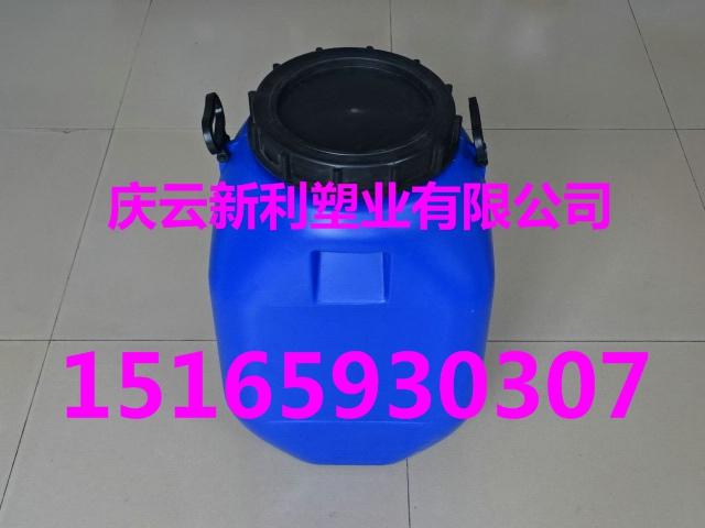 大开口50公斤塑料桶