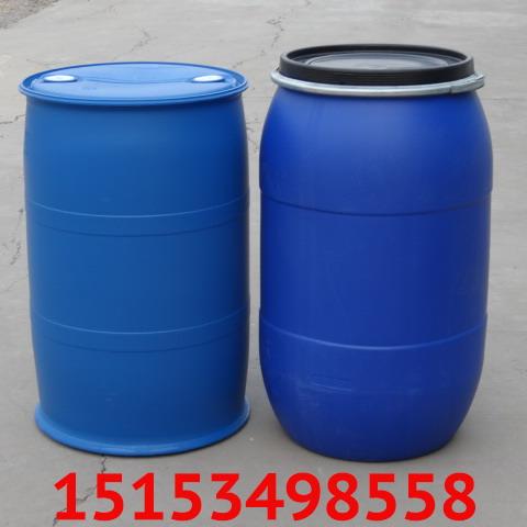 200公斤广口抱箍塑料桶