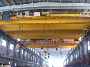 厂家在直销电磁桥式起重机 专业供应QC型电磁桥式起重机 5-20