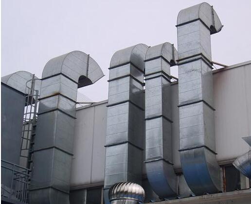 广州市排烟通风管道设计安装工程 不锈钢风管 镀锌管