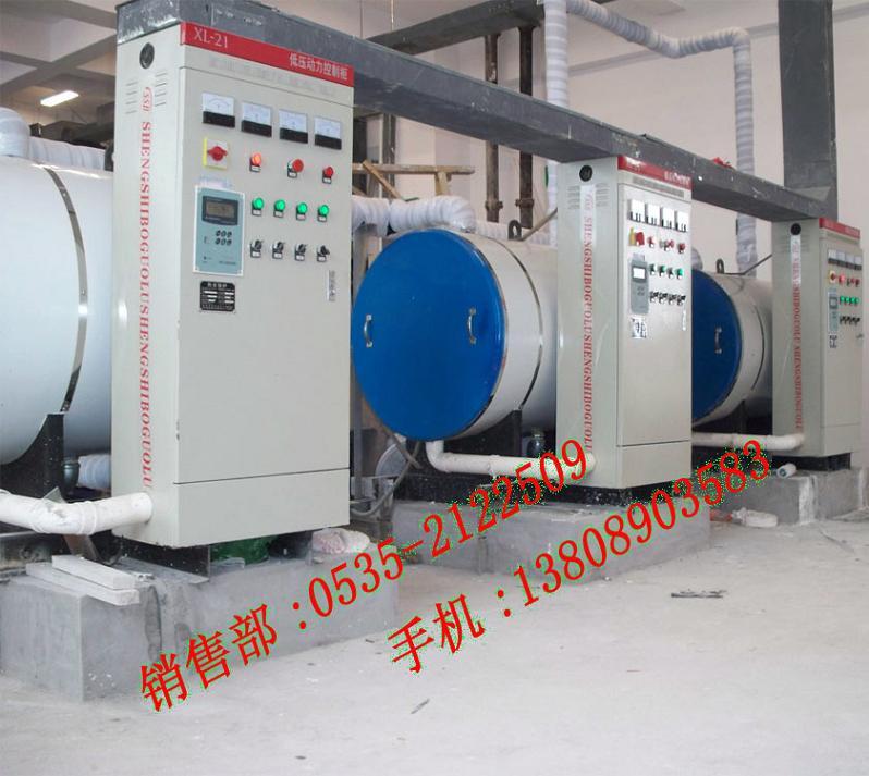 烟台360kw电热水锅炉