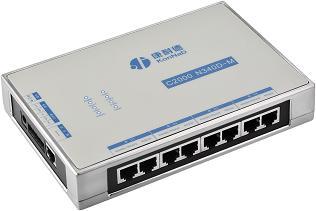 机架式4串口设备联网服务器