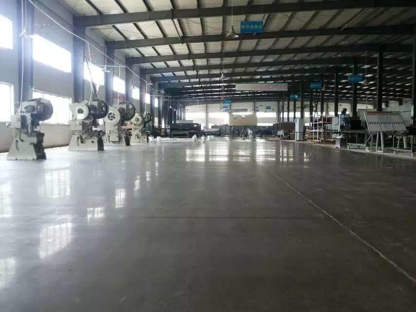 潍坊高密混凝土地面破损本地密封固化剂厂家有办法处理