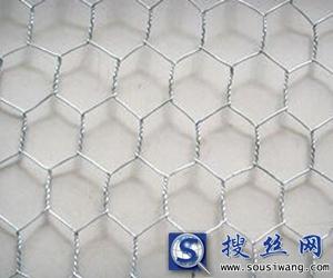 2mm丝径8.5cm孔挡墙防冲蚀用石笼网
