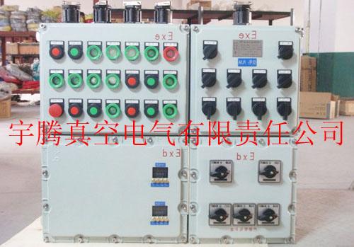 安徽专业的防爆起动箱厂家 BXQ-T防爆动力起动箱