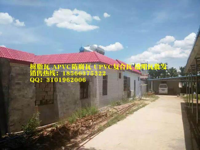 福建厦门树脂瓦,屋顶瓦,仿古装饰瓦,别墅瓦
