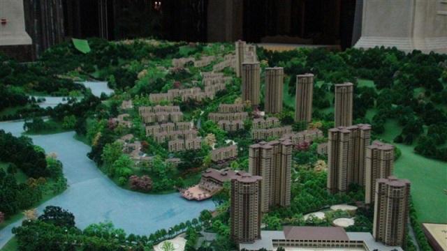中山建筑沙盘模型制造公司