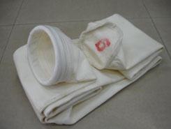 铁环式除尘布袋生产大量铁环式除尘布袋厂家-东捷除尘