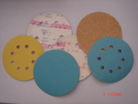 批发自粘背胶气磨片,气磨砂纸,气磨砂片,圆盘砂纸,圆盘砂片
