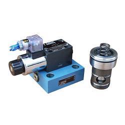 LC16A00E6XBV 型方向控制二通插装阀