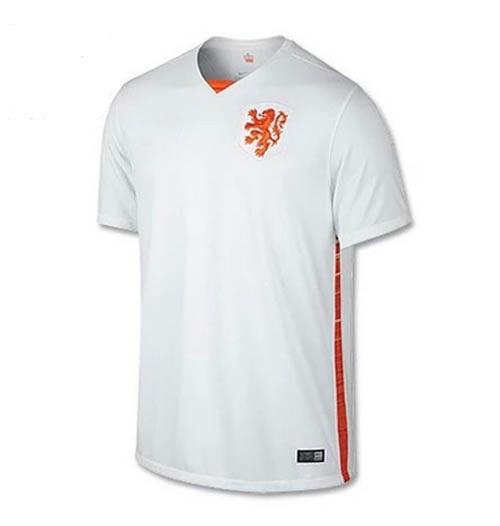 15-16新款 球衣客场 短袖套装 足球服 定制印号球迷球员