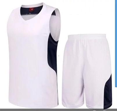 篮球服套装 运动服篮球衣 训练服 队服印号印字定制