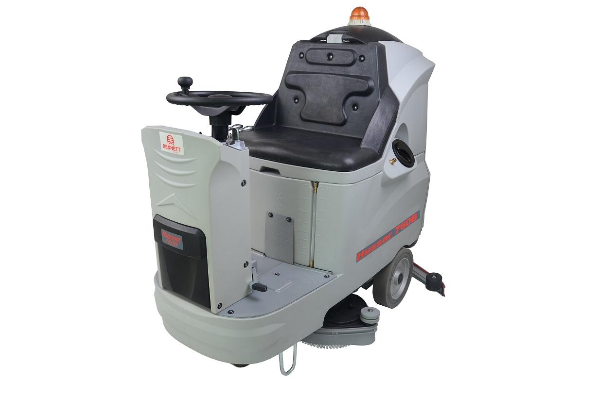 兰州全自动洗地机