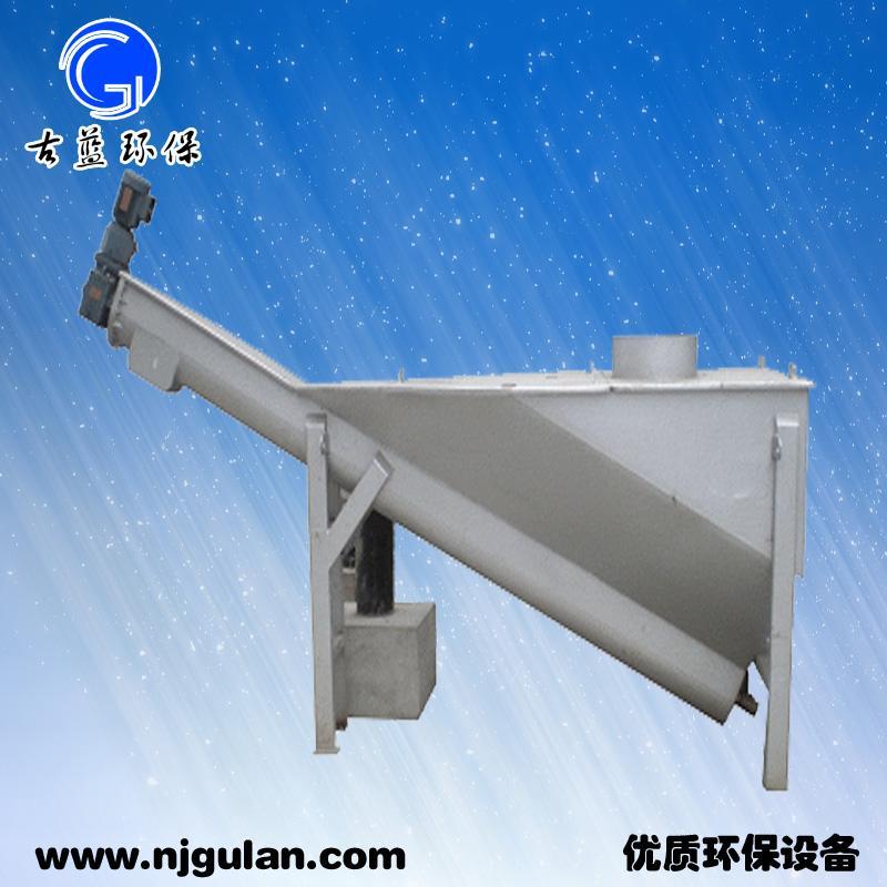 砂水分离器 螺旋式砂水分离器 LSSF-260砂水分离器现货销售
