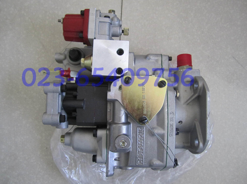 推土机NTA855康明斯发动机燃油PT泵总成3262033