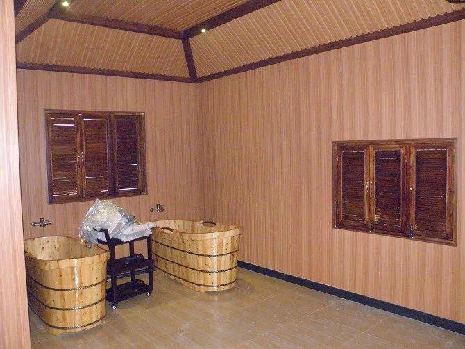 生态木外墙板 147双面装饰板