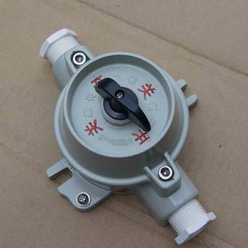 防爆照明开关厂家 照明开关型号 SW-10系列防爆照明开关