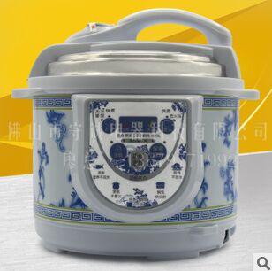 厂家专业生产青花瓷电压力锅电脑板马帮会展直销