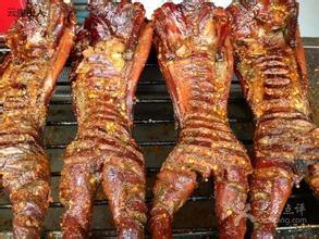 加盟摇滚烤兔技术木炭烤兔做法传授