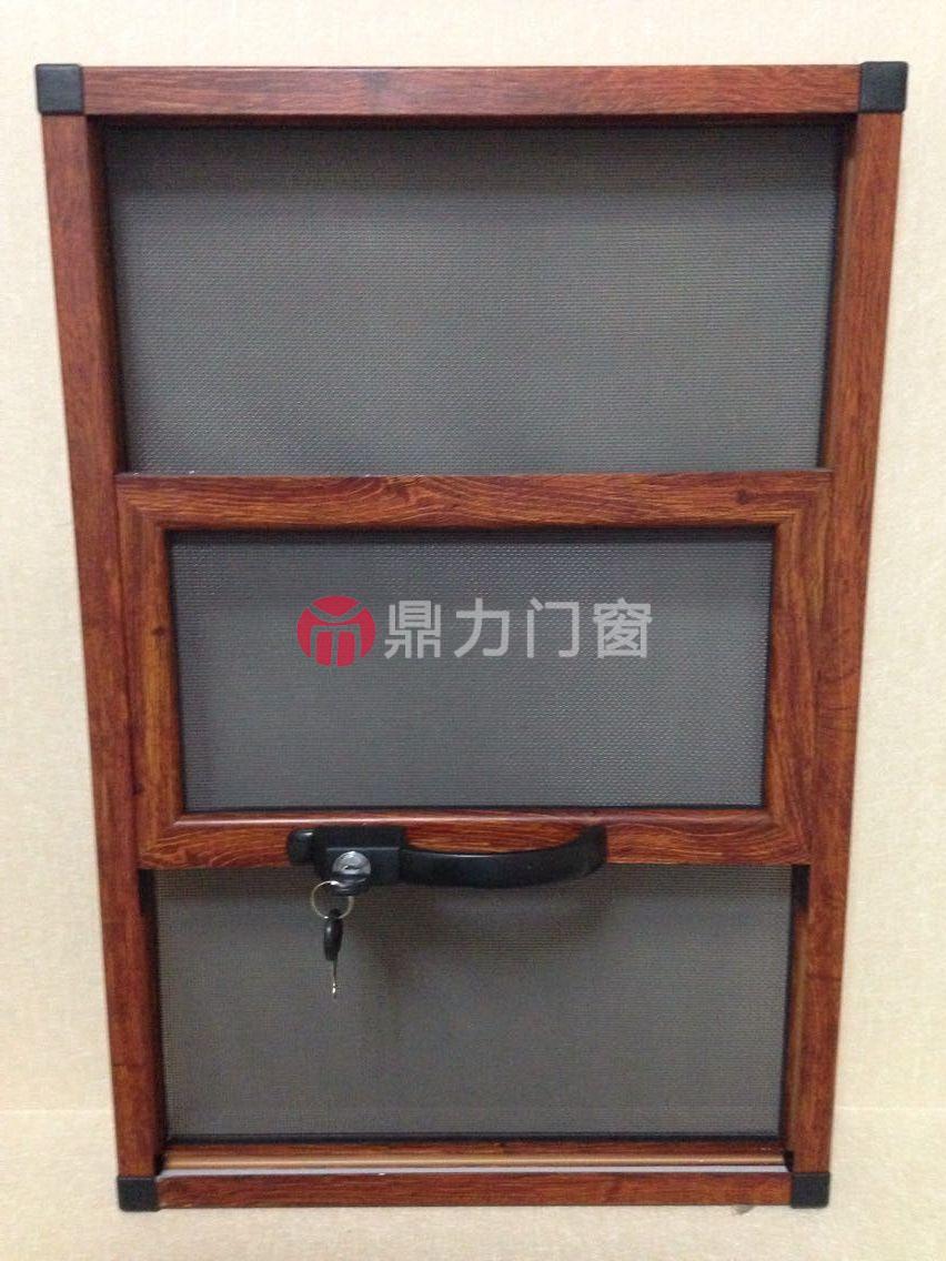 东台市铝合金金刚网防盗纱窗价格