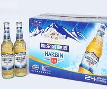 超低价推荐哈尔滨啤酒批发价格