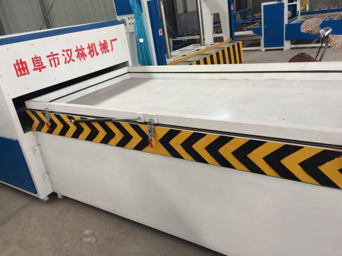 专业生产多功能真空吸塑机 免漆门真空覆膜机厂家