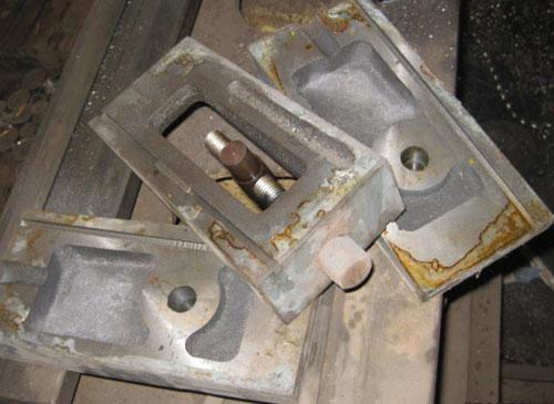 专业生产数控机床垫铁的厂家