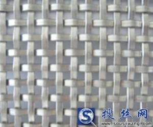 2.2mm丝18目镀锌轧花网500平米起批