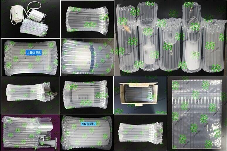 厂家专业供应缓冲气柱袋,填充袋,气囊袋