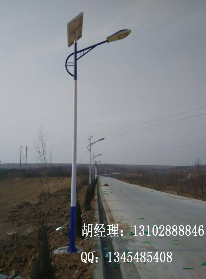 承德太阳能路灯,承德太阳能路灯厂家配置总结